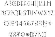I'm A Font Freak / by Linda Fowler