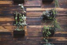 Rustic Wedding Ideas / Rustic Wedding Inspiration - woodsy, greenery filled wedding decor and style ideas