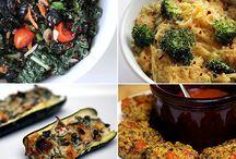 Healthy Food Ideas / by Mindy Fahrmeier