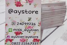 Hangtag / Label Baju / WA : 085225379048 Line : @amstore.indo