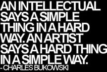 artists quotes / Artists quotes