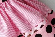 sukieneczki szyte