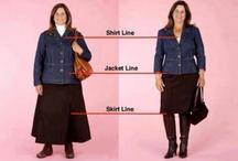 noções do corpo como se vestir melhor