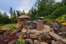 Deck and Patio Designs / Find your dream plans, modify them to fit your house and build your dream deck or patio!