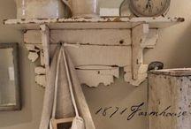 RINCONES COQUETOS / Cualquier rincón de la casa, que por su decoración especial, resulte acogedor.