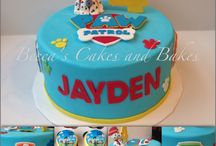 Samuel 2 Paw Patrol Party