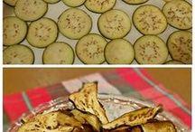 chips de beringela