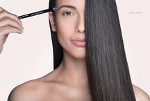 Strecke Clean / Model | Carmiezinas Nicolosi MakeUp & Hair | Holger Weins 21 Agency Photographer | Mike Weis Photodesign