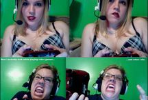 Girling AND gaming simultaneously