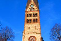 My trips - Ettlingen, DE / Scenes of my trip to Ettlingen, Germany.