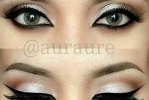 makeup/hår