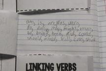 School - Language Arts / by Marla Ruark