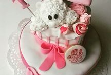 1st birthday's cake