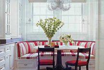 Mesas de cocina de esquina