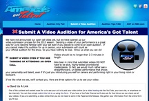 Audition Information / by AGT Auditions