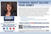 My Integrated Marketing Plan / I use an integrated marketing plan to promote myself and my listings that includes online marketing, social media marketing, and print advertising. When you list your property with me, all the bases are covered!