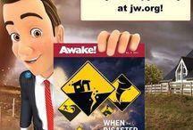 Świadkowie Jehowy - Obróbka komputerowa
