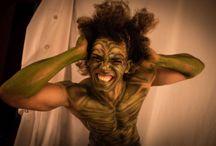 Cuerpo Pintado 17 / Con Maquillaje Tania Roitman