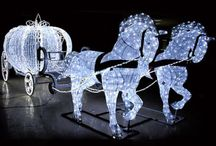 LED Cinderella Carriages