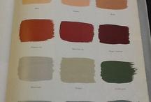 Georgian Period Colours