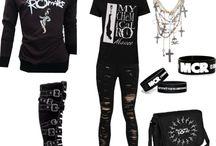 alternative clothing + bands