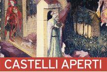 Castelli Aperti FVG 4-5 ottobre 2014 / Castelli partecipanti all'edizione autunnale.