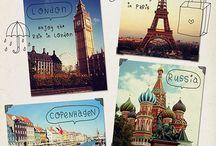 Favorite Places & Spaces / by Oyunaa Ganjargal