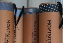 Colección Primavera-Verano / Colección Verano,de pañuelos y fulards de Montsita Negre. Foulards y pañuelos de diseño. Un foulard es un regalo original. Stamping life. / by Montsita Negre