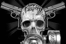 The Reaper & Badass Skulls
