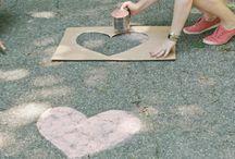 wedding ideas | Hearts