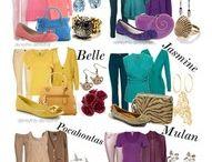 Disneybound & Polyvore Fashion Inspiration / by C H E R R Y