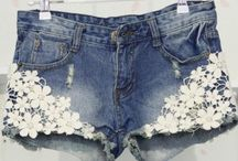 Refashioned, DIY'd and Upcycled Clothing / by Kerry Melton