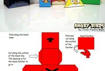 Angry Bird Craft 3D