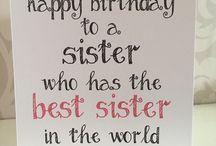birthday sis