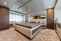 Luxury Yacht Furnishing / Luxury Yacht Furnishing