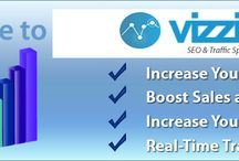 vizziseo / vizziseo. Professional Website Traffic & Search Engine Optimization Experts.We Supply Thousands of Human Visitors to our Customers Websites every day.  www.vizziseo.com / by Work From Home Whenever
