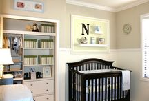 Baby Boy's nursery  / Inspiration for my baby boy's room