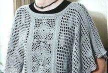 Туники, пуловеры, платья