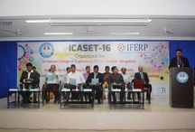 ICASET conference  2016