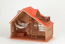 Sylvanian Families - Domek z Bali / Wyjątkowe zabawki dla dzieci marki Sylvanian Families