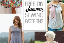 Summer Sewing DIYs
