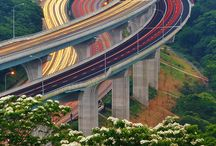 Roads and interchanges / Roadways