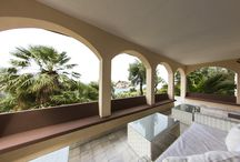 Villa Sveti Stefan / Villa Sveti Stefan is a beautiful six bedroom house situated a throll away from the beach. Villa has 4 double rooms, 1 twin roon and 1 single room, kitchen, kitchenette, 2 bathrooms, living room, big terace, garden and a parking place