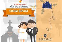 La storia di Marco e Anna / Ti presento Marco e Anna e la loro idea vincente per il futuro insieme.