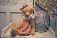 Teddybears / handmade teddybears