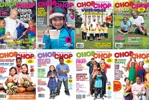 ChopChop Magazine Covers / Check out our past magazine covers! / by ChopChop Magazine