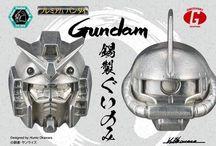 鋼彈 gundom