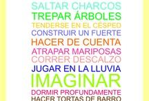 letras + palabras + frases