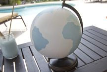 GLOBEtrotting / All things globes