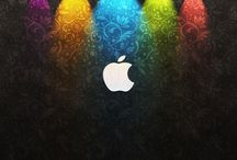 Apple Logo Wallpaper / Apple Logo Wallpaper